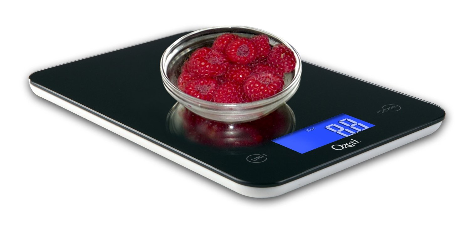 Ozeri touch professional digital kitchen scale logylogy for Best smart kitchen scale